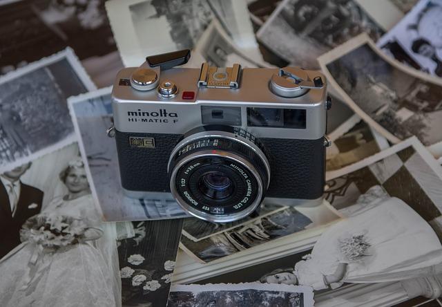 Photo argentique: comment ça marche?